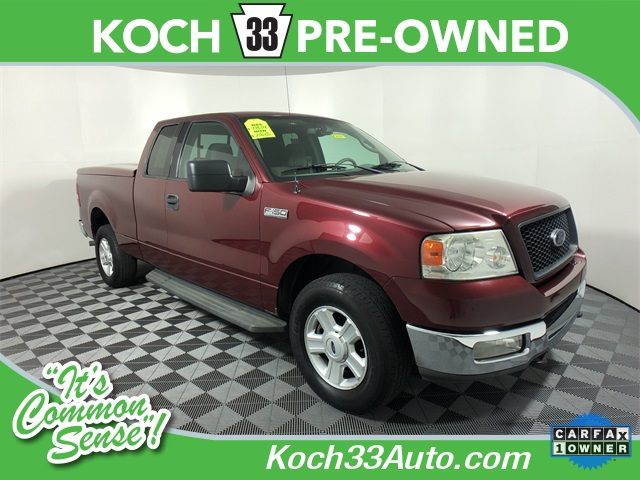 Pre-Owned 2004 Ford F-150 XLT