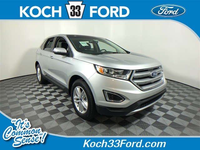 New 2018 Ford Edge Sel 4d Sport Utility In Easton F26179 Koch 33. New 2018 Ford Edge Sel. Ford. 2008 Ford Edge Ac Duct Schematic At Scoala.co