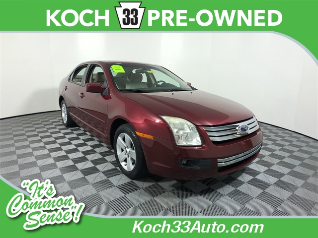 Pre Owned 2006 Ford Fusion Se 4d Sedan In Easton F26068c Koch 33 Ford