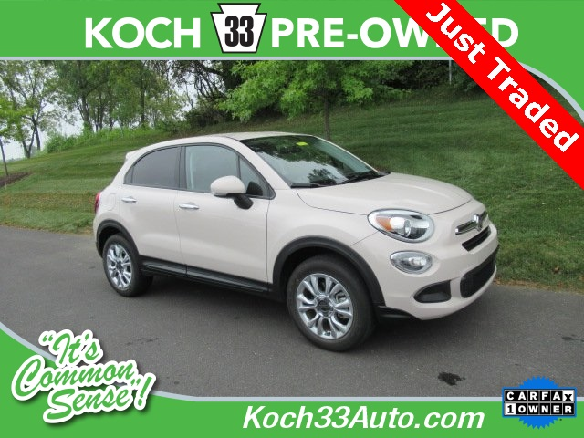 Pre-Owned 2016 FIAT 500X Easy