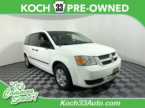 Pre-Owned 2009 Dodge Grand Caravan CV