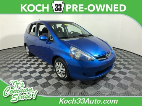 Pre-Owned 2008 Honda Fit Base