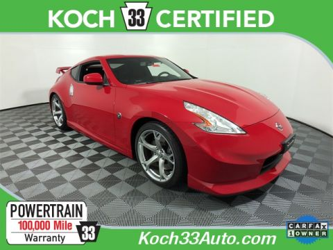 Pre-Owned 2012 Nissan 370Z Nismo