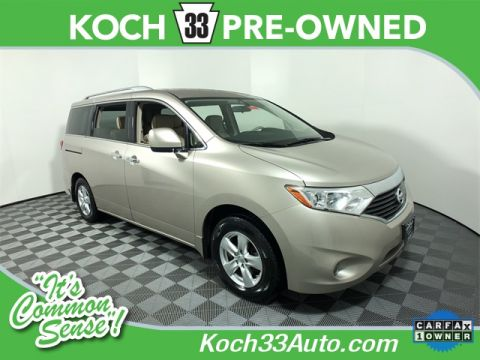 Pre-Owned 2013 Nissan Quest 3.5 SV