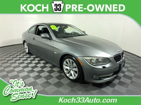 Pre-Owned 2011 BMW 3 Series 328i