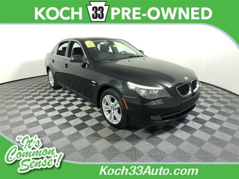 Pre-Owned 2010 BMW 5 Series 528i xDrive